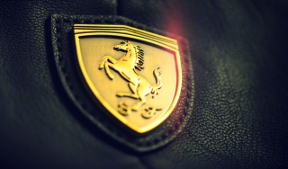 Ferrari Emblem Picture for Android, iPhone and iPad