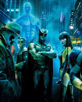 Watchmen - Obrázkek zdarma pro Nokia C7