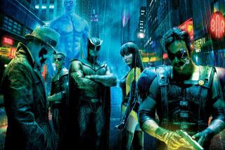 Watchmen - Obrázkek zdarma pro LG P500 Optimus One