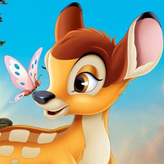 Bambi - Obrázkek zdarma pro iPad 2