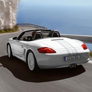 Porsche - Obrázkek zdarma pro iPad mini 2