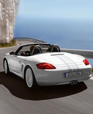 Porsche - Obrázkek zdarma pro Nokia X1-00
