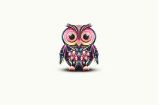 Cute Owl - Obrázkek zdarma pro 1440x1280