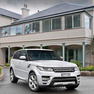 Range Rover Sport s Autobiography SUV - Obrázkek zdarma pro iPad Air