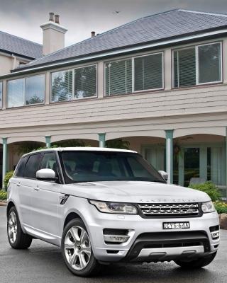 Range Rover Sport s Autobiography SUV - Obrázkek zdarma pro iPhone 4