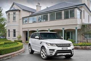 Free Range Rover Sport s Autobiography SUV Picture for Android, iPhone and iPad