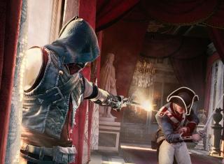 Arno Dorian - The Assassin's Creed - Obrázkek zdarma pro Samsung I9080 Galaxy Grand
