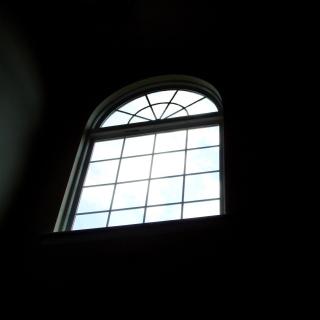 Minimalistic Window - Obrázkek zdarma pro iPad Air