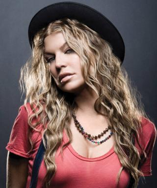 Fergie - Obrázkek zdarma pro Nokia X3