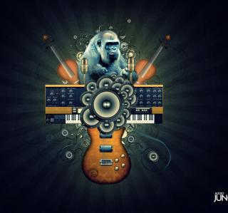 Beautiful Audio - Obrázkek zdarma pro iPad mini