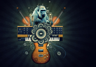 Beautiful Audio - Obrázkek zdarma pro Sony Xperia E1