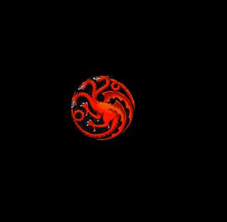 Fire And Blood Dragon - Obrázkek zdarma pro 128x128