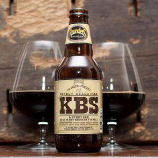KBS Kentucky Breakfast Stout Stout Ale - Obrázkek zdarma pro iPad Air