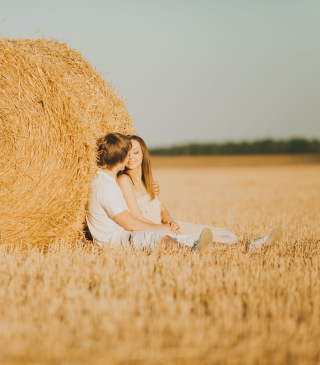 Country Love - Obrázkek zdarma pro iPhone 4S