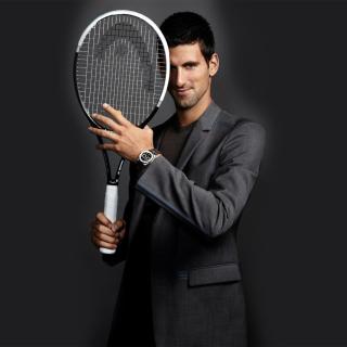 Novak Djokovic - Obrázkek zdarma pro iPad mini 2