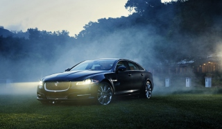 Jaguar Xj Supercharged Wallpaper for Android, iPhone and iPad