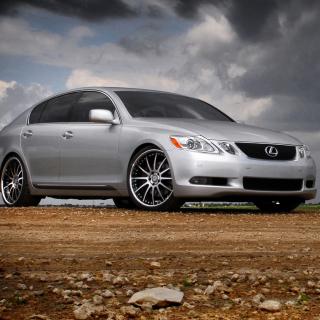 Lexus IS - Obrázkek zdarma pro 320x320