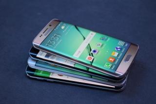 Galaxy S7 and Galaxy S7 edge from Verizon - Obrázkek zdarma pro Samsung B7510 Galaxy Pro