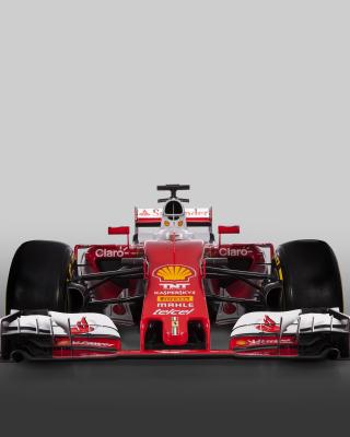 Ferrari Formula 1 - Obrázkek zdarma pro Nokia X2-02