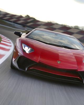 Lamborghini Aventador LP 750 4 Superveloce - Obrázkek zdarma pro Nokia X7
