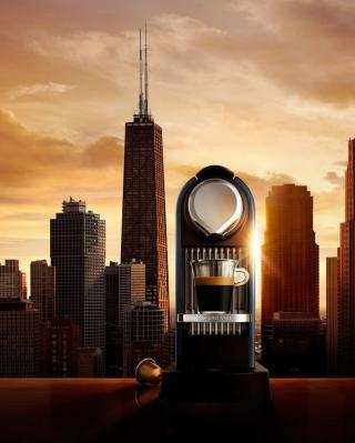 Good Morning Chicago - Obrázkek zdarma pro Nokia Lumia 2520