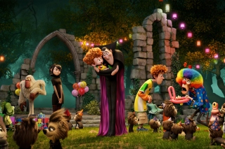 Hotel Transylvania Wallpaper for Android, iPhone and iPad