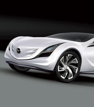 Mazda Exotic Car - Obrázkek zdarma pro iPhone 4