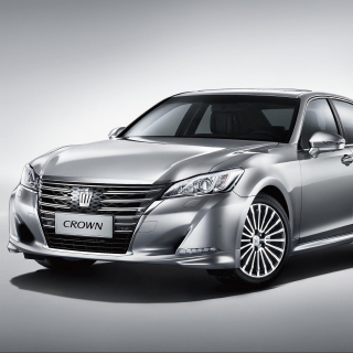 Toyota Crown 2015 - Obrázkek zdarma pro 208x208