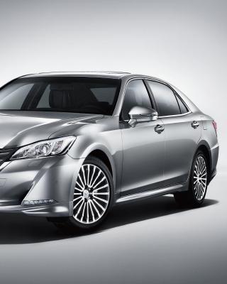 Toyota Crown 2015 - Obrázkek zdarma pro Nokia X2