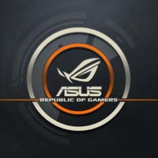 Asus Logo - Obrázkek zdarma pro 2048x2048