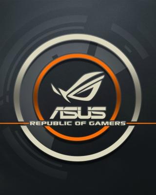 Asus Logo - Obrázkek zdarma pro 640x1136