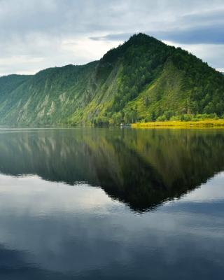 Lake HDR - Obrázkek zdarma pro 240x400