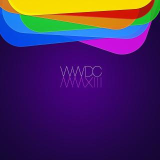 WWDC, Apple - Obrázkek zdarma pro 2048x2048