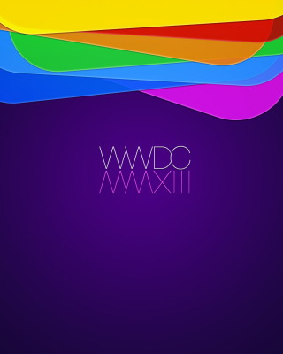 WWDC, Apple - Obrázkek zdarma pro Nokia X6