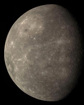 Mercury - Obrázkek zdarma pro Nokia Asha 306