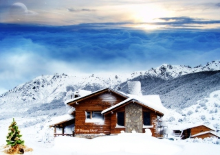 Winter Wallpaper for Android, iPhone and iPad