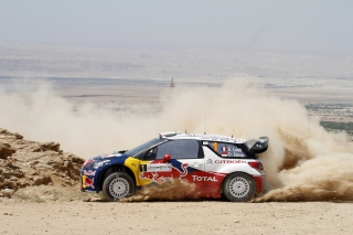 Citroen Racing WRC Picture for Android, iPhone and iPad