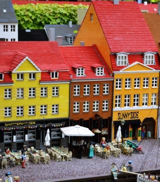 Lego City - Obrázkek zdarma pro Nokia Lumia 625