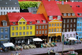 Lego City - Obrázkek zdarma pro Fullscreen 1152x864
