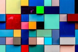 Colored squares sfondi gratuiti per cellulari Android, iPhone, iPad e desktop
