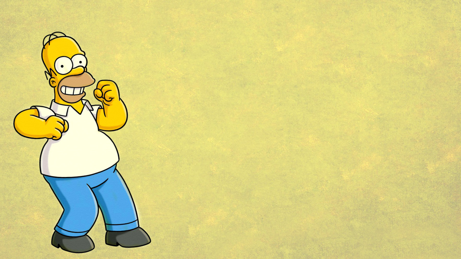 Homer simpson gif wallpaper for 1600x900 - Simpsons info ...