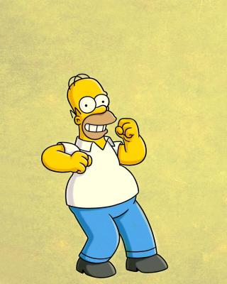 Homer Simpson GIF - Fondos de pantalla gratis para Nokia C2-02