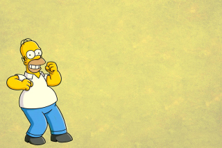 Free Homer Simpson GIF Picture for Android, iPhone and iPad