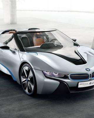 BMW i8 Hybrid Coupe - Obrázkek zdarma pro Nokia C7