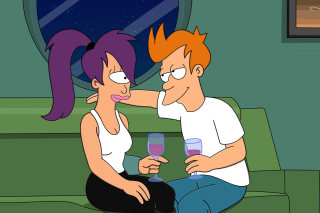 Free Futurama Comics Picture for Android, iPhone and iPad