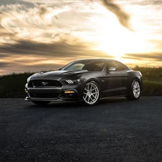 Ford Mustang 2015 Avant - Obrázkek zdarma pro 1024x1024