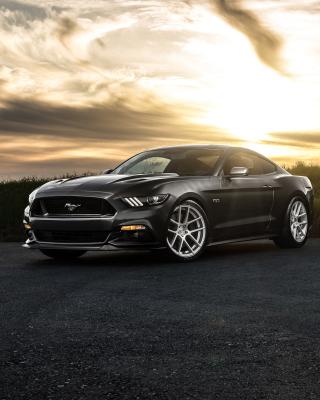 Ford Mustang 2015 Avant - Obrázkek zdarma pro Nokia X2-02