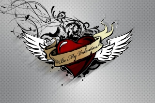 Be My Valentine Wallpaper for Android, iPhone and iPad