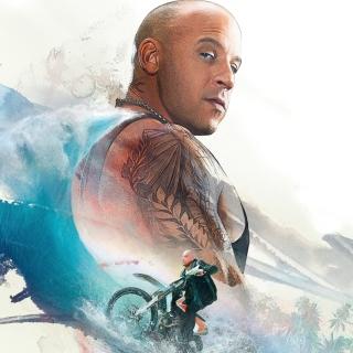 XXX Return of Xander Cage with Vin Diesel - Obrázkek zdarma pro iPad 2