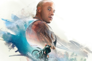 XXX Return of Xander Cage with Vin Diesel - Obrázkek zdarma pro Widescreen Desktop PC 1600x900